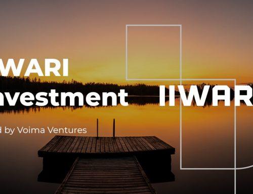 Indoor positioning startup Iiwari raises 1,5m€